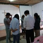 聚会前祷告